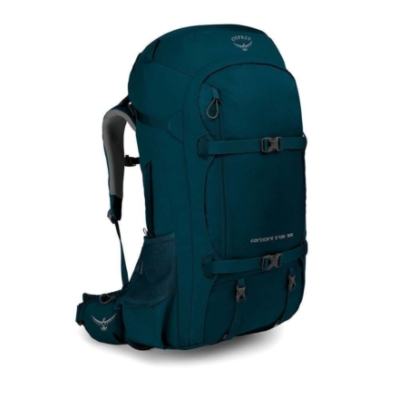 Osprey Farpoint Trek 55 travelpack Petrol Blue O/S