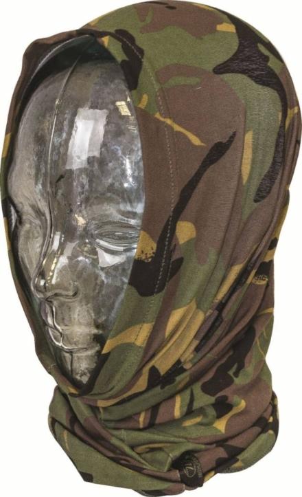 Pro-force Headover nekwarmer balaclava sjaal Camouflage