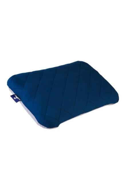 Nomad Soft Rest 8.0 opblaasbaar reiskussen Steel Blue