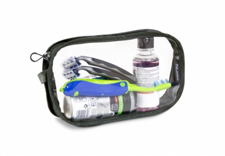 Osprey Washbag Carry-On toilettas handbagage transparant 1 liter