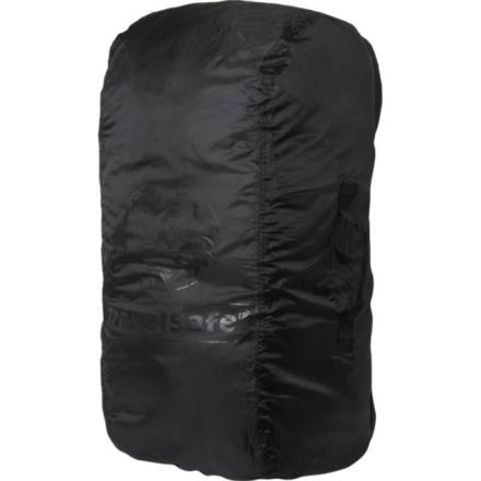 Travelsafe Combi cover L 55-100l backpack flightbag & regenhoes zwart