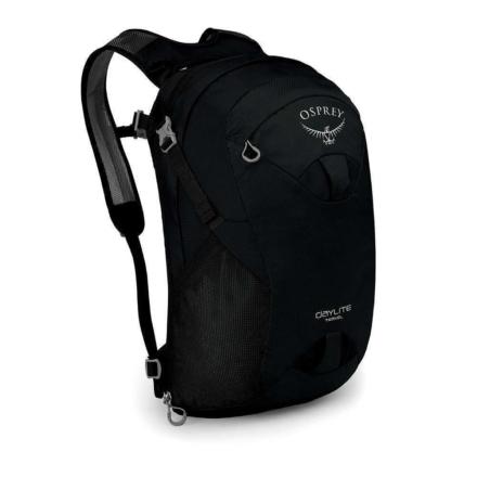 Osprey Daylite Travel 18:24l laptoprugzak zwart