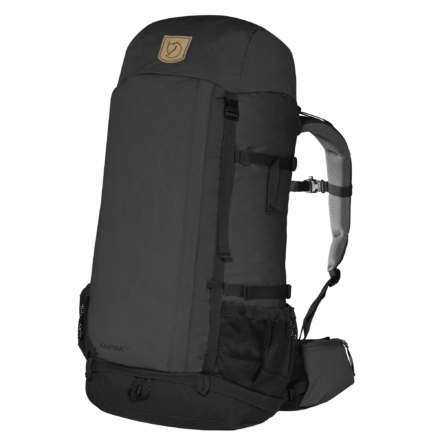 Fjallraven Kaipak W 58l backpack dames Stone Grey
