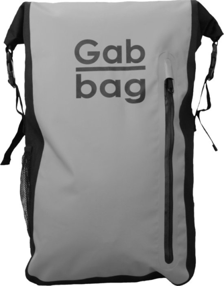Gabbag The Original Rugtas 35L Grijs