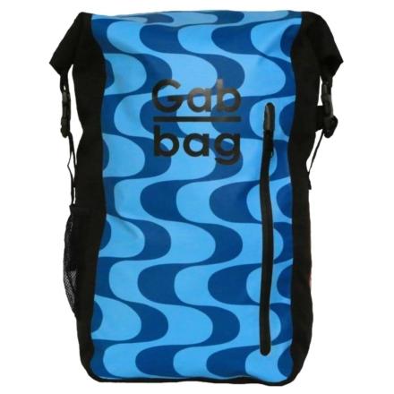 Gabbag The Original II 35l waterdichte laptop rugzak Blauw