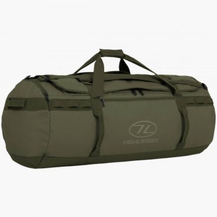 Highlander Storm Kitbag 120l duffle bag olive