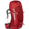 Osprey Ariel AG 65l backpack dames Picante Red
