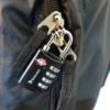Sarhino Protect One TSA cijferslot 4 cijfers zwart