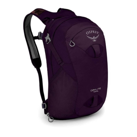 Osprey Daylite Travel laptoprugzak 24l Amulet Purple
