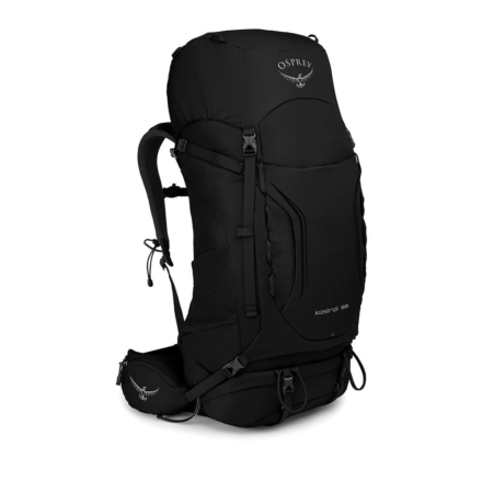 Osprey Kestrel 58l backpack heren zwart