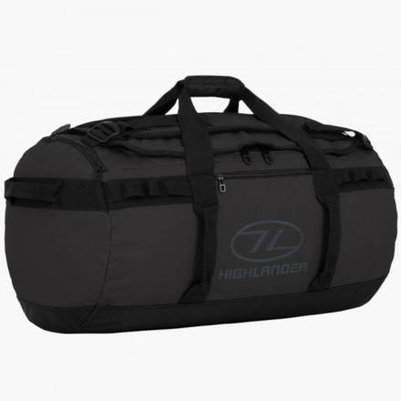 Highlander Storm Kitbag 65l duffle bag zwart