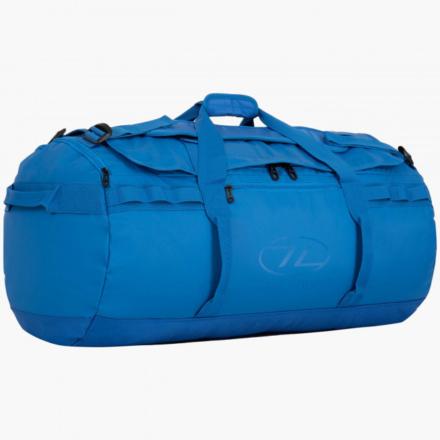 Highlander Storm Kitbag 90l duffle bag blauw