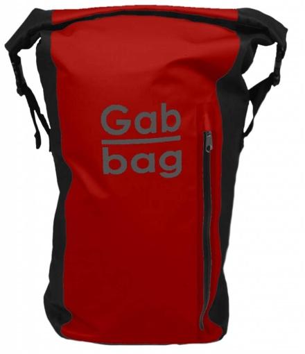 Gabbag Reflective 25L waterdichte rugzak rood