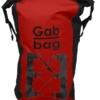 Gabbag Daypack 25L waterdichte rugzak rood