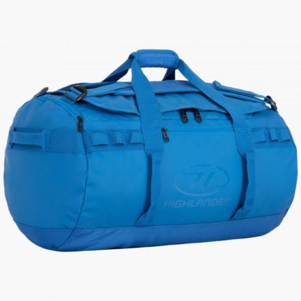 Highlander Storm Kitbag 65l duffle bag blauw