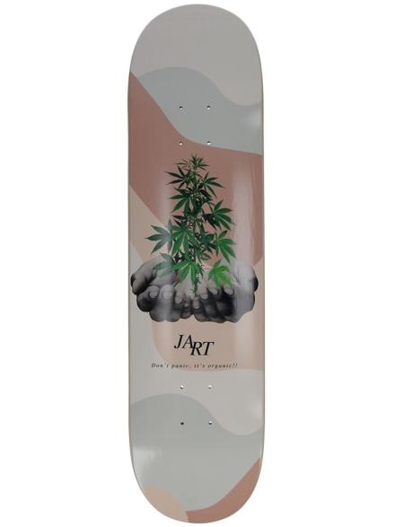"""Jart Let it Be 8.0"""" Skateboard Deck patroon"""