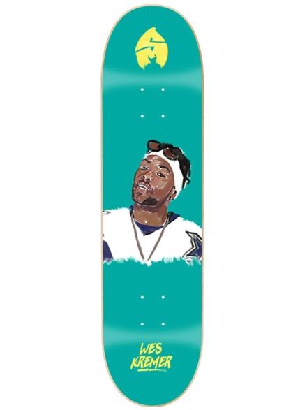 "SK8 Mafia 4EVA Kremer 8.0"" Skateboard Deck patroon"