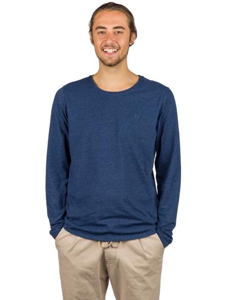 Kazane Casten Long Sleeve T-Shirt blauw