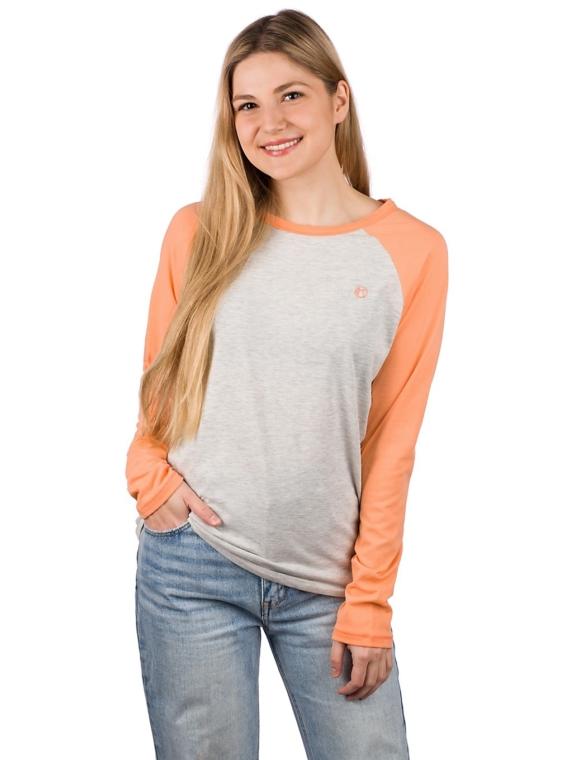 Kazane Wilma Long Sleeve T-Shirt grijs