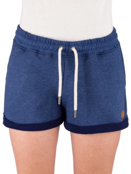 Kazane Oda korte broek blauw