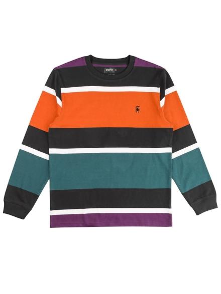 Deathworld Bedstuy Long Sleeve T-Shirt patroon
