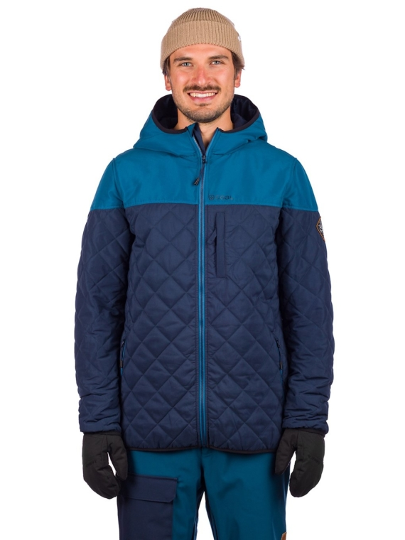 Coal Bailey Ski jas blauw