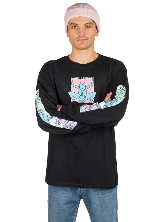 Leon Karssen Breakthrough Long Sleeve T-Shirt zwart