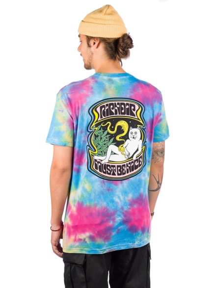 RIPNDIP Moonlight Bliss T-Shirt patroon