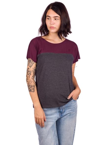 Kazane Yrsa T-Shirt grijs