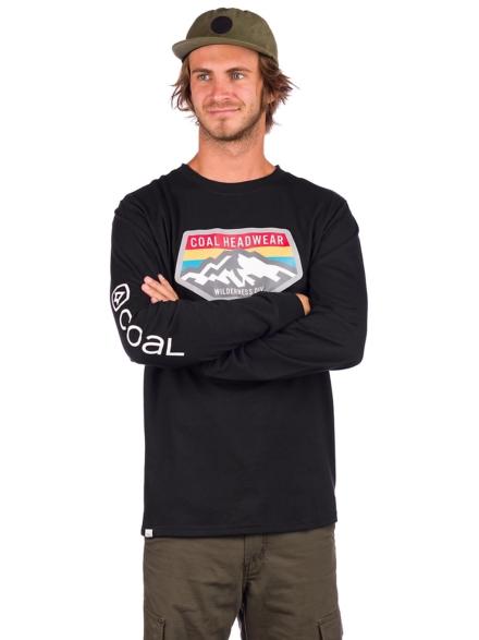 Coal Tracker Long Sleeve T-Shirt grijs