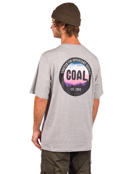 Coal Seeker T-Shirt grijs