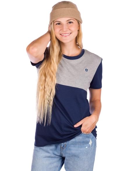 Coal Emma T-Shirt blauw