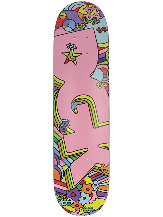DGK Chroma Mini 7.25″ Skateboard Deck roze