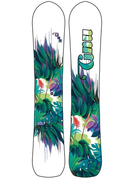Gnu Chromatic 152 2021 Snowboard patroon