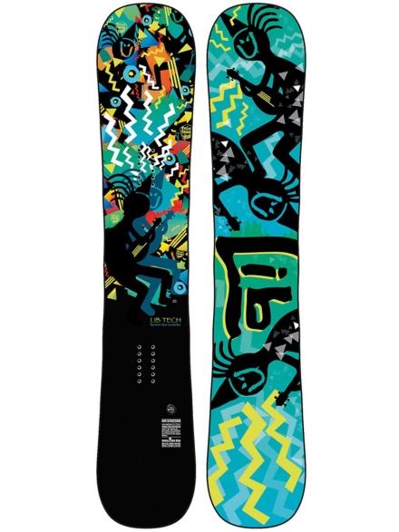 Lib Tech Box Scratcher 156W 2021 Snowboard patroon
