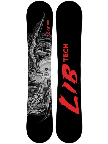 Lib Tech TRS 157W 2021 Snowboard patroon