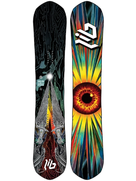 Lib Tech Travis Rice Pro Pointy 1615W 2021 Snowboard patroon