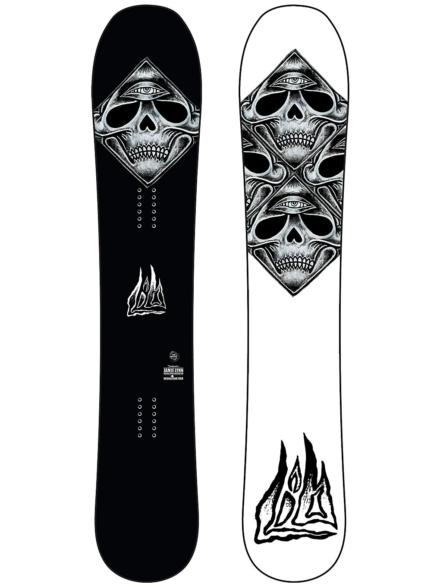 Lib Tech Jamie Lynn 166W 2021 Snowboard patroon