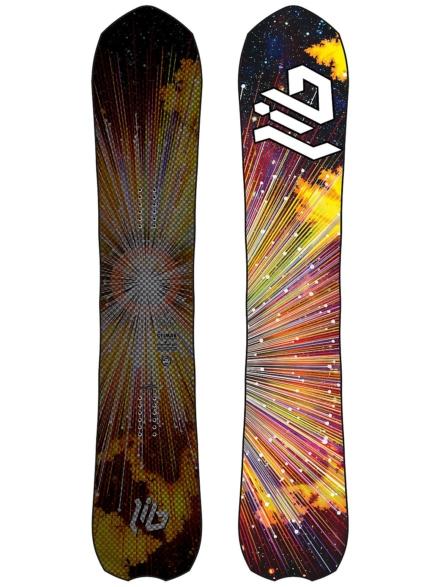 Lib Tech Climax 159 2021 Snowboard patroon