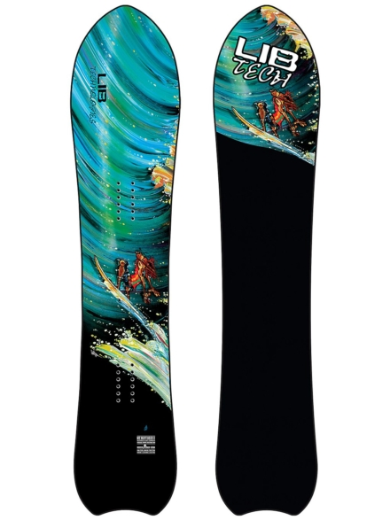 Lib Tech Wayfinder II 155 2021 Snowboard patroon
