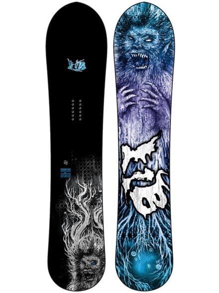 Lib Tech Stump Ape 160W 2021 Snowboard patroon