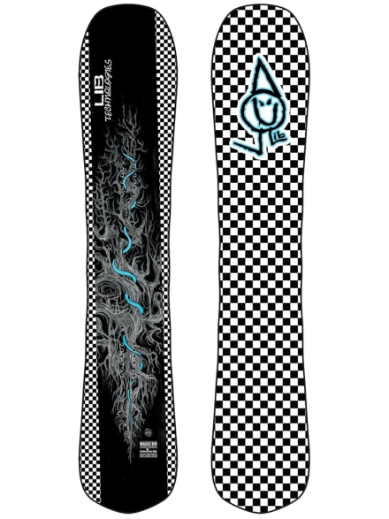 Lib Tech Magic BM 157 2021 Snowboard patroon