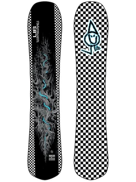 Lib Tech Magic BM 161 2021 Snowboard patroon