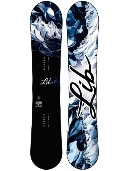 Lib Tech Cortado 151 2021 Snowboard patroon