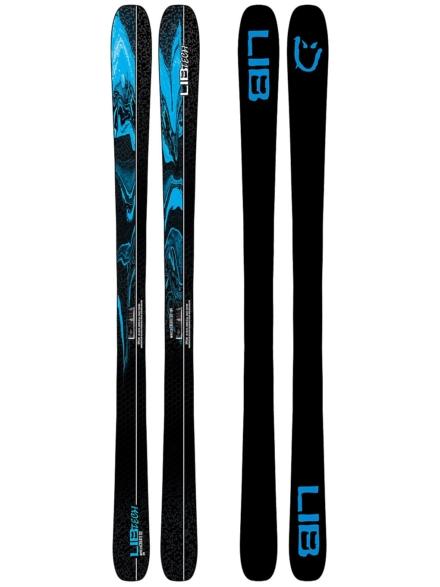 Lib Tech Wreckcreate 92mm 184 2021 Skis patroon