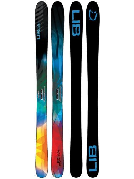 Lib Tech Libstick 88mm 153 2021 Skis patroon