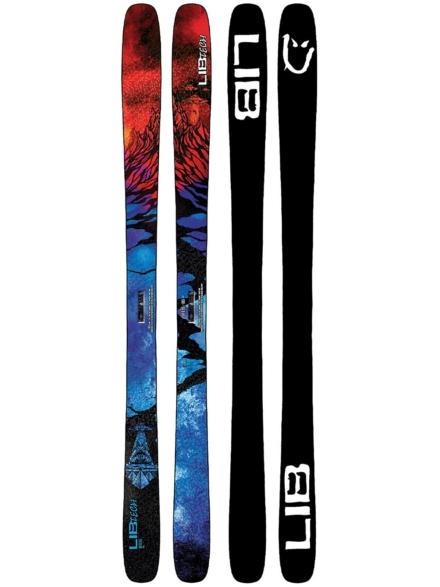 Lib Tech Ufo 95mm 185 2021 Skis patroon