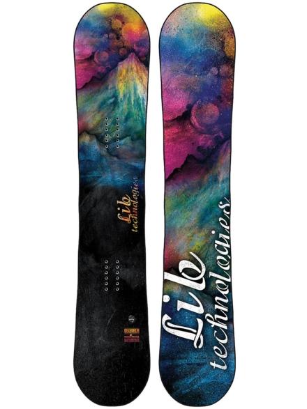 Lib Tech Glider 139 2021 Snowboard patroon