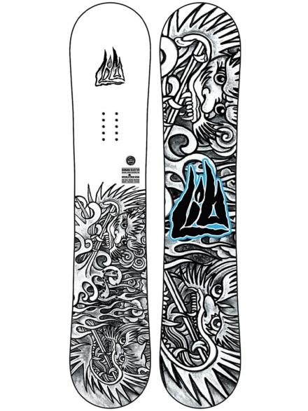 Lib Tech Banana Blaster 115 2021 Snowboard patroon