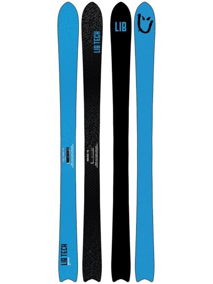 Lib Tech Kook Stick 97mm 179 2021 Skis patroon